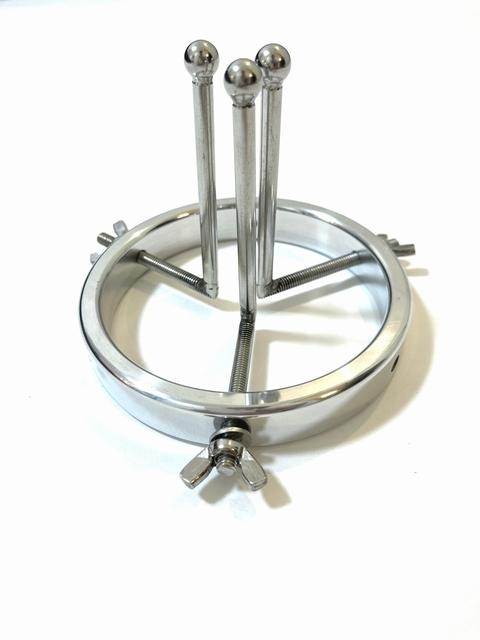 金属製アナル拡張器B