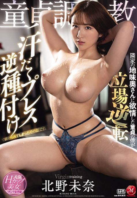 北野未奈  童貞がHカップ美人エロ奥さんに汗だく逆種付けプレスで躾けられた おっぱい画像