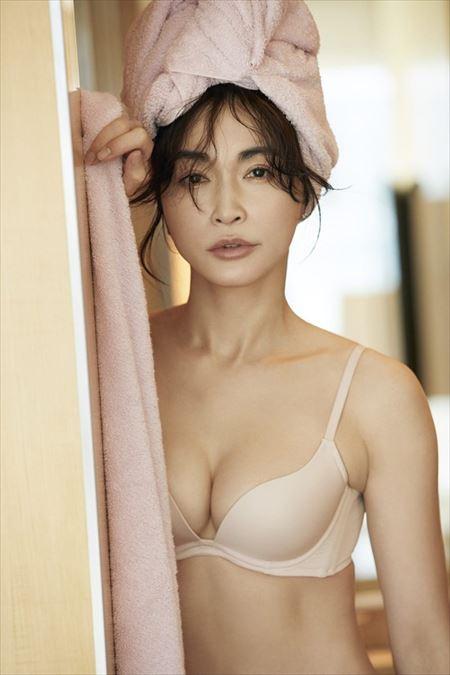 長谷川京子 離婚間近 性欲フェロモンでビッチと噂のエロアラフォーFカップ巨乳 おっぱい画像