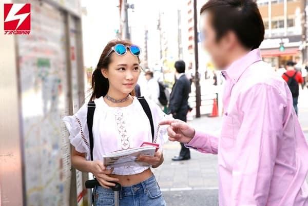 【外国人ナンパ】日本人が大好きでアニメや漫画にハマっている台湾の美少女とラブホで生ハメ種付け中出しセックス