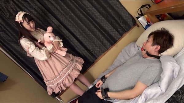 【逆レ〇プ】超ブラコンでゴス〇リファッションの痛すぎる妹は兄が好きすぎて猿轡して縛り近親相姦してくるヤバい奴だったwww