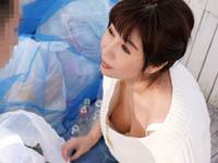 パコパコママ:隣人を惑わすノーブラ奥さん 美原咲子 50歳