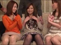 人妻・熟女の食べ頃:【動画】美人妻サークルと乱交6P!これは羨ましいぞ!!