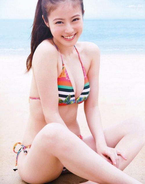 今田美桜のエロおっぱい画像