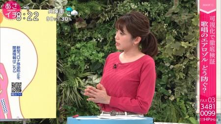 中川安奈アナの画像032