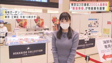 三谷紬アナの画像038