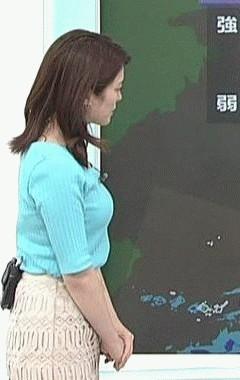 川崎理加アナの画像008