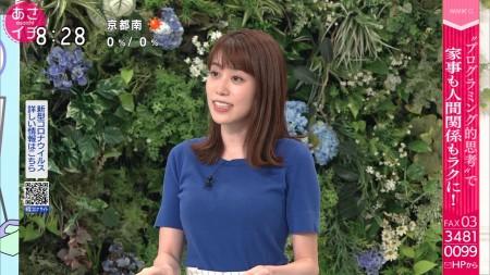 中川安奈アナの画像003