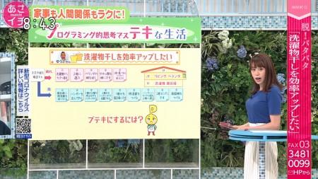 中川安奈アナの画像006