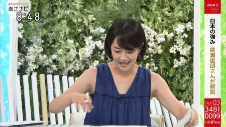 鈴木奈穂子アナの画像022