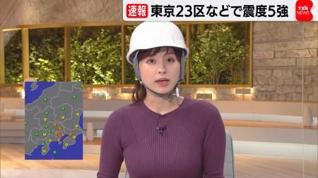 角谷暁子アナの画像005