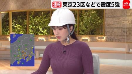 角谷暁子アナの画像006