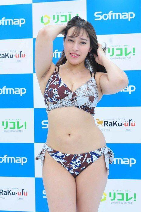 平田梨奈 Fカップ巨乳のダイナマイトボディ57