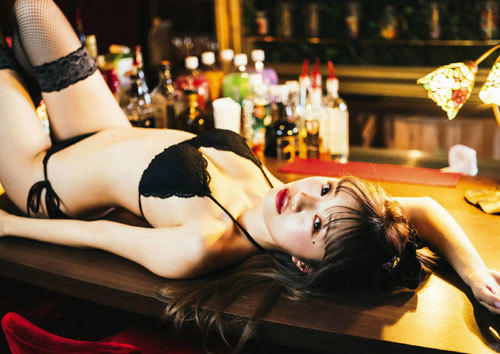 中井りか(23) NGT48の美乳姫。画像×62