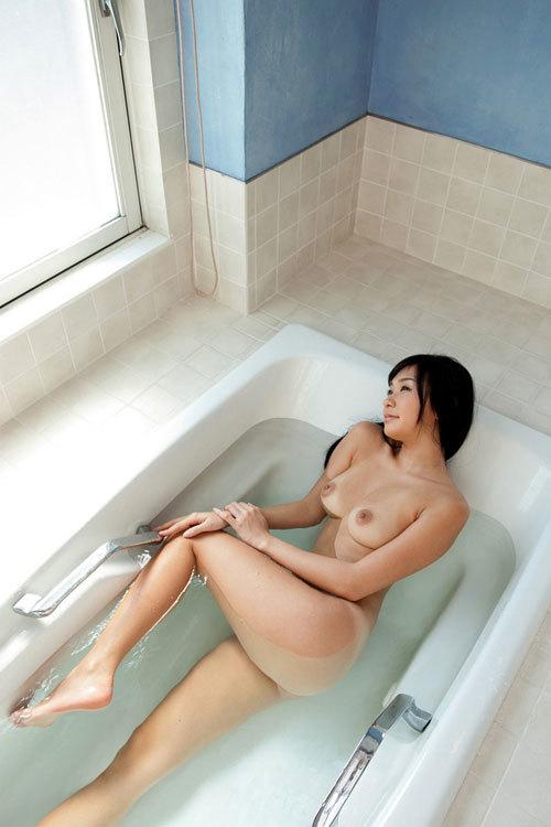お風呂でお姉さんのおっぱいに癒やして欲しい8