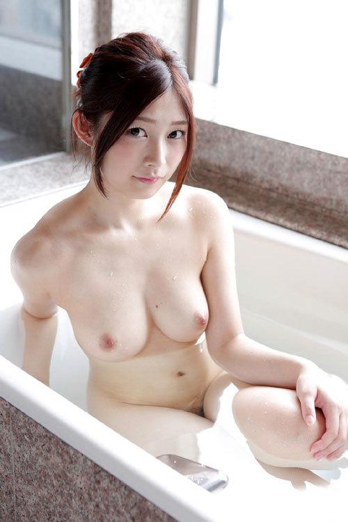 お風呂でお姉さんのおっぱいに癒やして欲しい16
