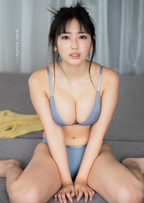 【悲報】グラドル沢口愛華「女優になります。朝ドラに出たい!」