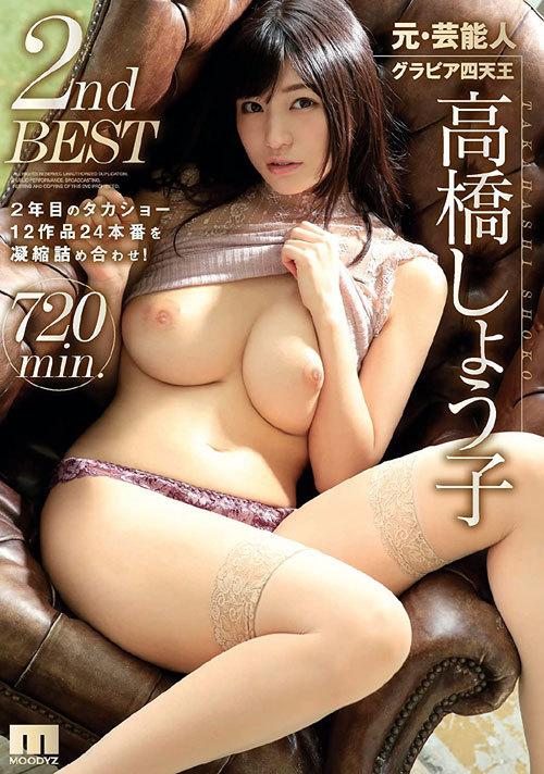 元・芸能人グラビア四天王高橋しょう子 2nd BEST 720min.