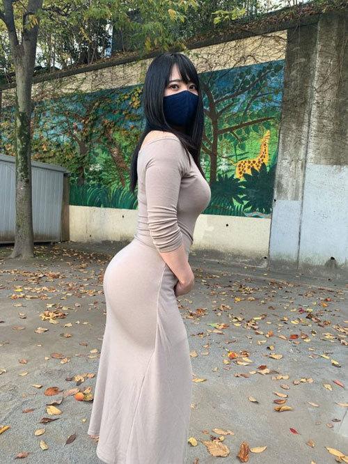 タイトスカートの尻のエロさを隠しきれてない画像 part16