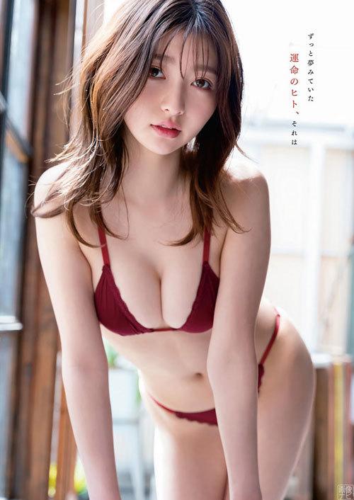 橋本萌花 実は社長令嬢…可愛すぎるウーバーイーツ配達員