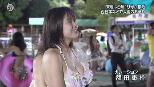 【画像】巨乳なブス