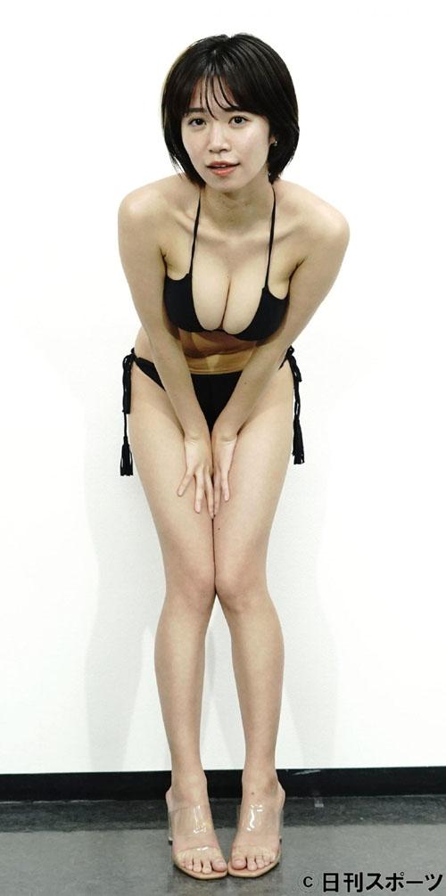 【画像】32歳の巨乳女さんの体がたまらんwwwwww
