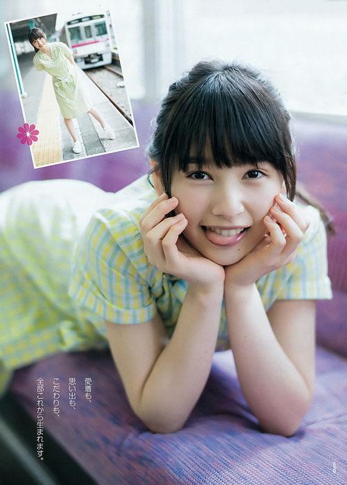 岡山の奇跡、桜井日奈子さんの最新画像がコチラ・・・こんなんやったっけ?