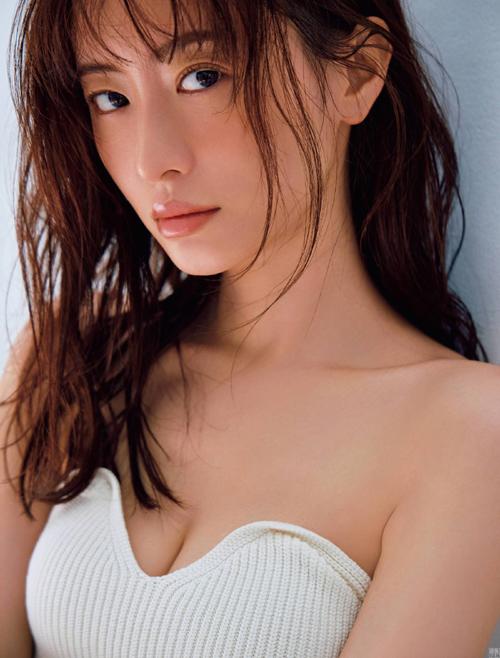 松本まりか ブレイク女優のパーフェクトボディー