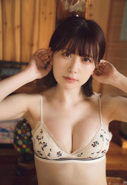 まねきケチャ宮内凛 推定Eカップの美乳と美尻