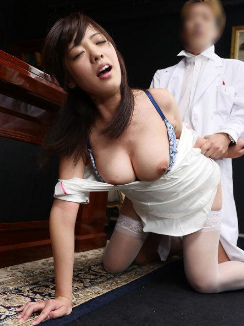 藤井有彩の膣にどっぷり大量射精。 18