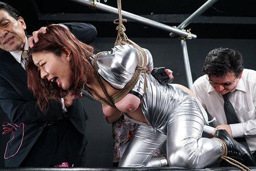 女スパイの惨い事 PANIC THE SPY WOMAN Tragedy-1 凶悪性犯罪集団に囚われし残酷な刻 今井夏帆14