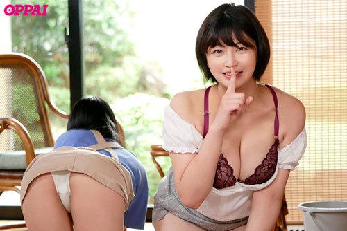彼女のお姉さんは巨乳と中出しOKで僕を誘惑 瀬田一花1