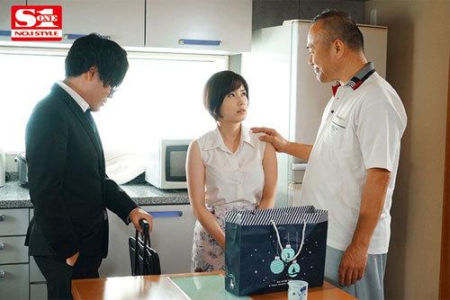 義父に抱かれ続けて5日目の不貞性交 それは夫が出張する月曜日から始まった 奥田咲1