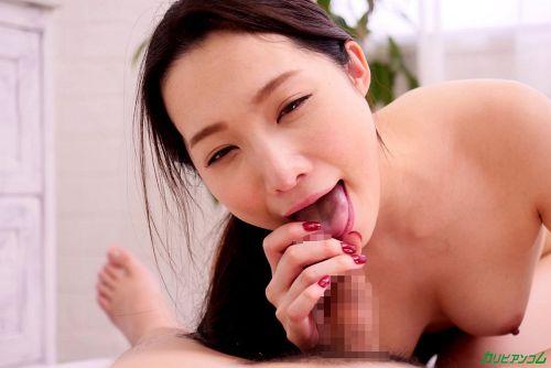 吉岡蓮美 - ゴミ捨て場で出会った浮きブラ美人妻と濃厚中出しSEX! 12