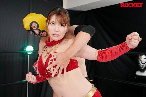 巨乳女子プロレスラー朱音の時間よ止まれ! 05