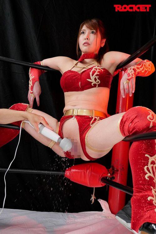 巨乳女子プロレスラー朱音の時間よ止まれ! 11
