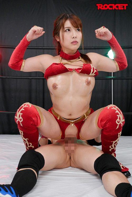 巨乳女子プロレスラー朱音の時間よ止まれ! 14