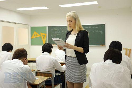 恥辱の教室 外国人女教師サーシャ 10