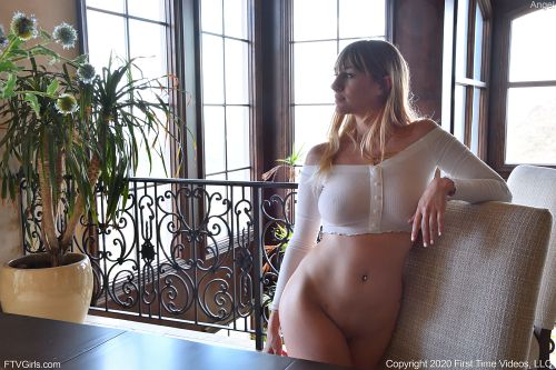 Angel-III - PLAYING WITH HER ASSETS