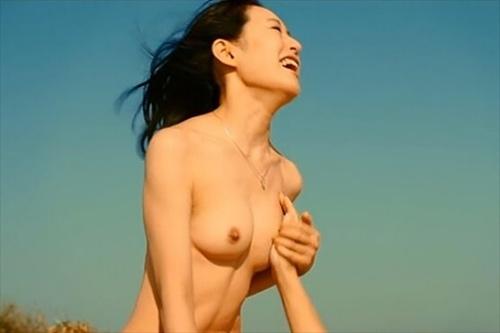【ヌード画像】女優・間宮夕貴(桝田幸希)、映画で乳首丸出し強烈フルヌードを披露して大好評!
