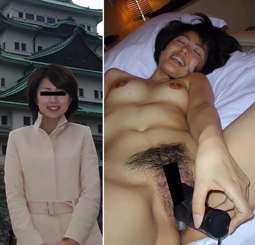 【画像55枚】エ□さ3倍増し!素人の女子たちの着衣と全裸を比較した画像が抜けすぎると話題にwwwwwww