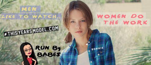 Bonnie Apricot - BONNIE TRIMS THE BUSHES