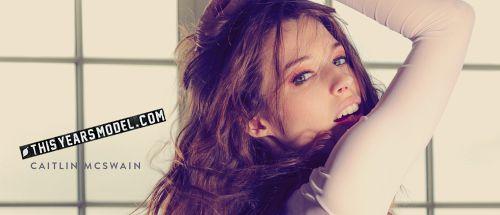 Caitlin McSwain - CAITLIN MCSWAIN SHEER BOOBY SUIT