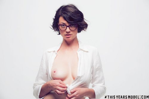 Terry Haynes - TERRY MODELS EYE GLASSES FOR A CLIENT... THEN GETS NAKED FOR GIGGLES! 04