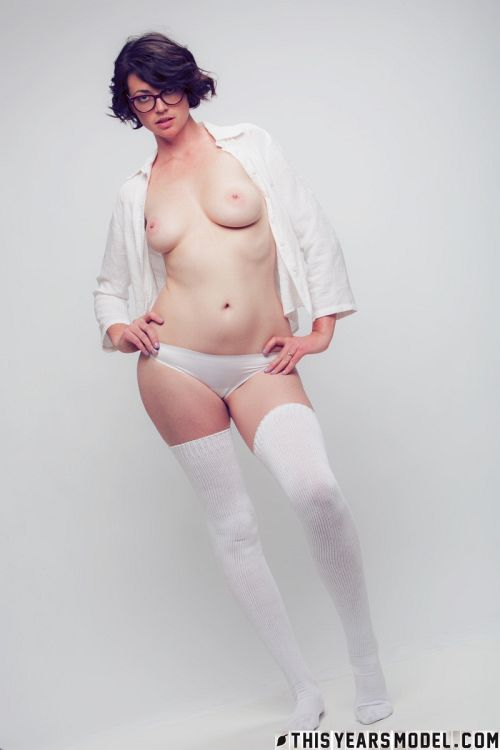 Terry Haynes - TERRY MODELS EYE GLASSES FOR A CLIENT... THEN GETS NAKED FOR GIGGLES! 08