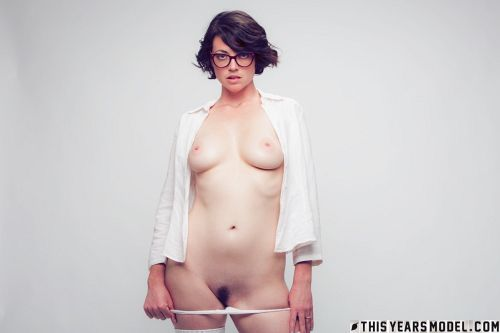 Terry Haynes - TERRY MODELS EYE GLASSES FOR A CLIENT... THEN GETS NAKED FOR GIGGLES! 11