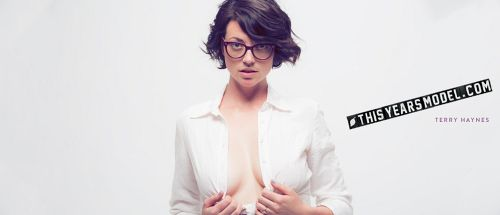 Terry Haynes - TERRY MODELS EYE GLASSES FOR A CLIENT... THEN GETS NAKED FOR GIGGLES!