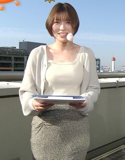 阿部華也子 薄着になってきて衣装がセクシーキャプ・エロ画像4