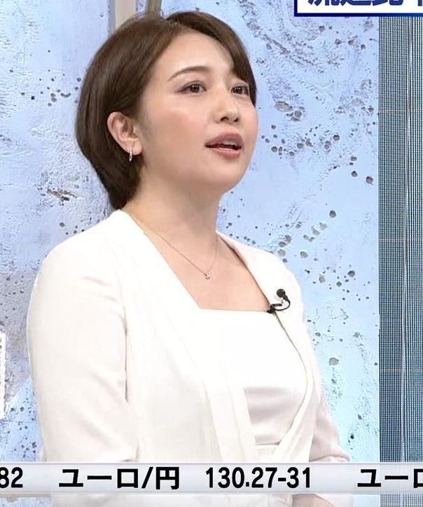 相内優香アナ ムチムチなスーツ姿キャプ・エロ画像