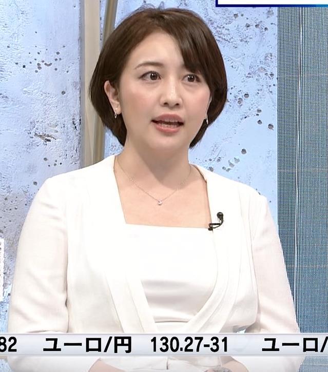 相内優香アナ ムチムチなスーツ姿キャプ・エロ画像2